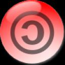 Copyleft Button