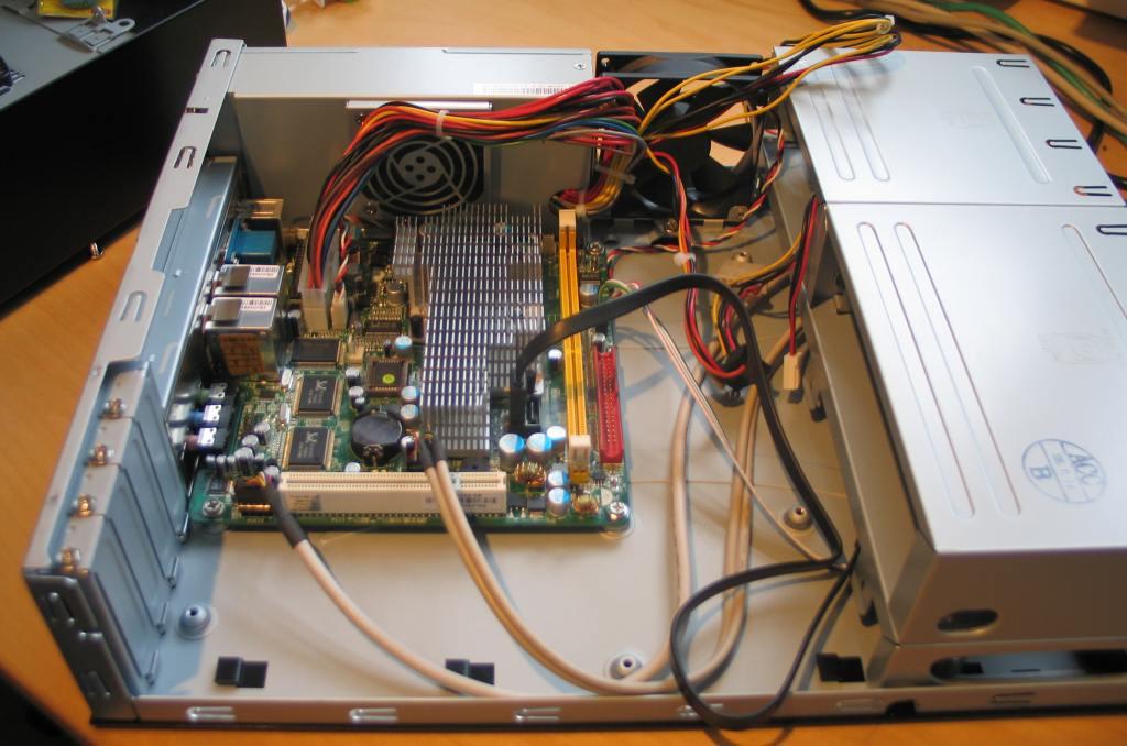 Файловый сервер дома своими руками 85