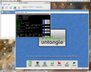 Untangle in VirtualBox