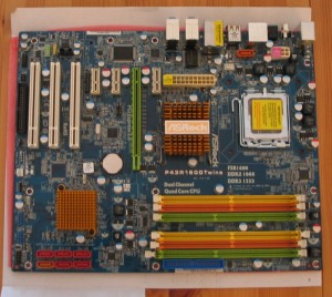 ASrock Motherboard