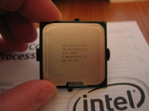 Intel 8400 Core2 Duo