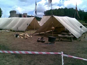 Medieval Command Tent?