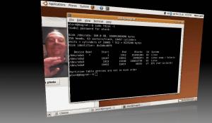 magrat running Ubuntu 9.10.
