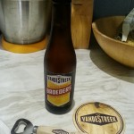 Bottle, Opener & Beer Mat.